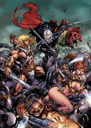 Masters of the Universe - Comic