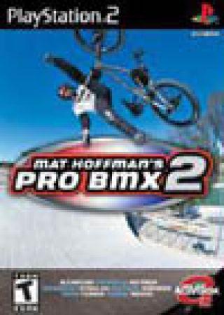 Mat Hoffman's pro BMX 2