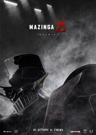 Mazinga Z- the movie