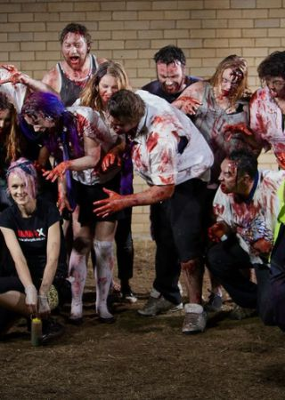 Me and My Mates vs the Zombie Apocalypse