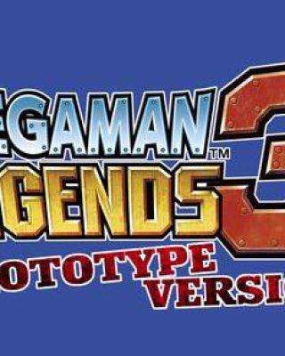 Mega Man Legends 3: Prototype Version