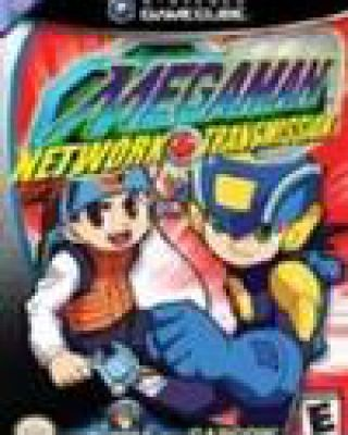 Mega Man Network Trasmission