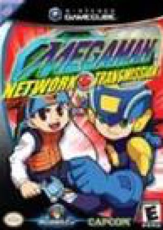 Mega Man Network Trasmission