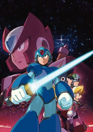 Mega Man X Legacy Collection 1&2