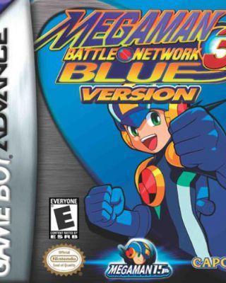 Megaman Battle Network 3 Blue Version