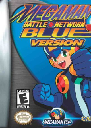 Megaman Battle Network 3 Blue Version