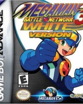 Megaman Battle Network 3 White Version