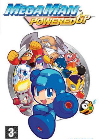 Megaman Powered Up