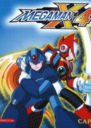 Megaman X 4