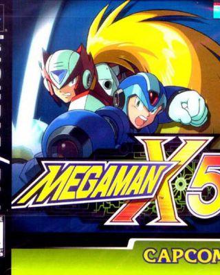 Megaman X 5