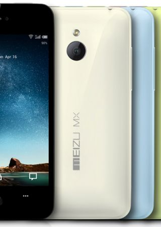 Meizu MX Quad Core