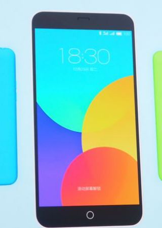Meizu Note M1 Blue Charm