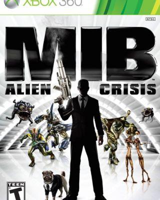 Men in Black: Alien Crysis