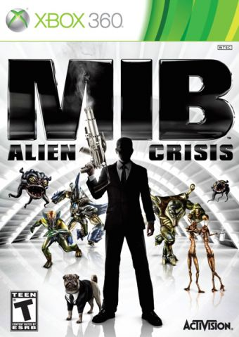 Men in Black: Alien Crysis