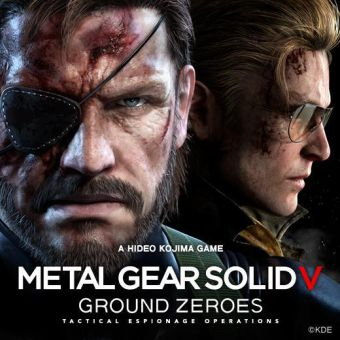 Metal Gear Solid 5: Ground Zeroes