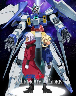 Mobile Suit Gundam AGE Memory of Eden