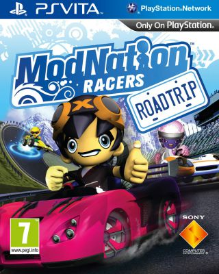 ModNation Racer: Road Trip