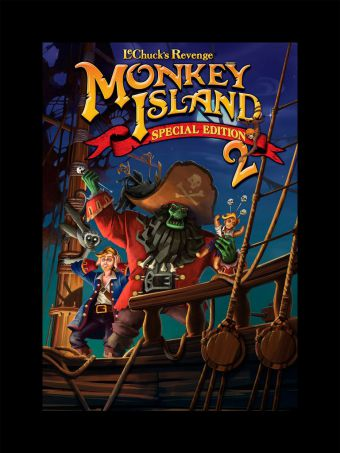 Monkey Island 2: LeChuck's Revenge - Special Edition