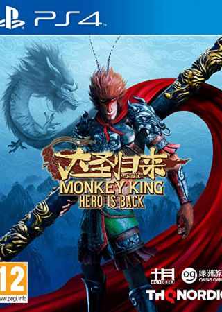 Monkey King Hero is Back The Game