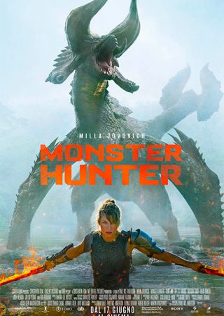 Monster Hunter - The movie