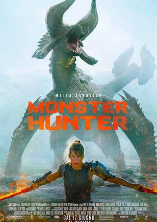 Monster Hunter - The movie