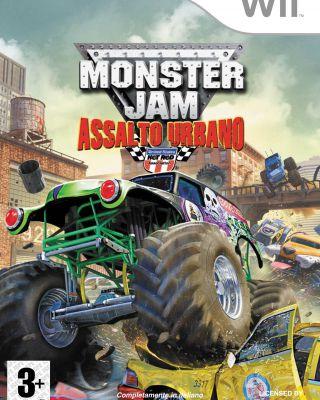 Monster Jam: Assalto Urbano