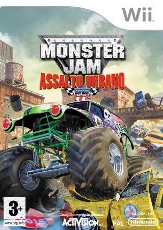 Monster Jam: Assalto Urbano