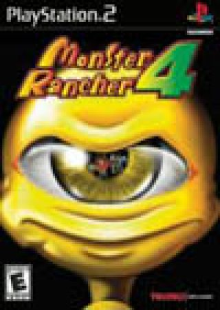 Monster Rancher 4