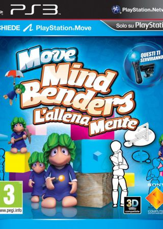 Move Mind Benders: L'allenamente