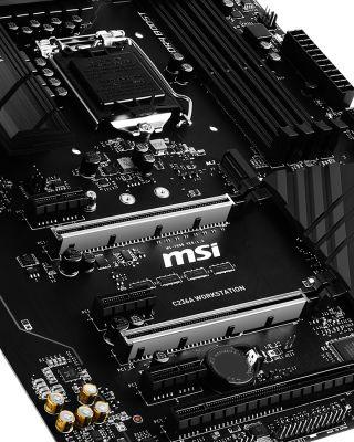 MSI C236A Workstation