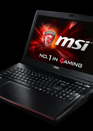 MSI GP62 6QE