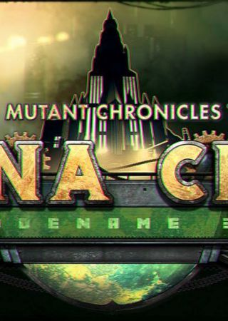 Mutant Chronicles Luna City: Codename 39