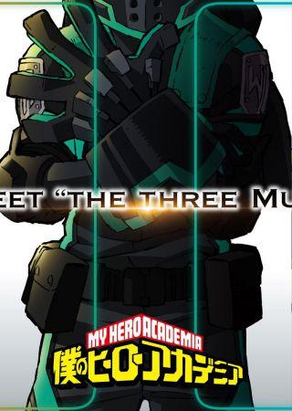 My Hero Academia: Terzo film