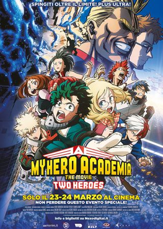 My Hero Academia The Movie - The Two Heroes