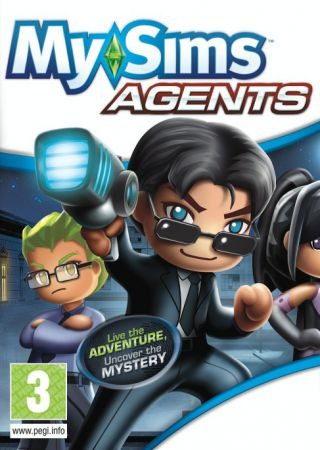 My Sims Agents
