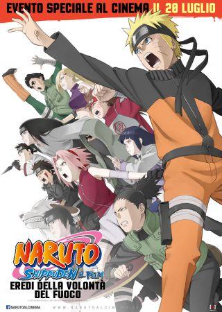 Naruto il film: Eredi della volontà del fuoco