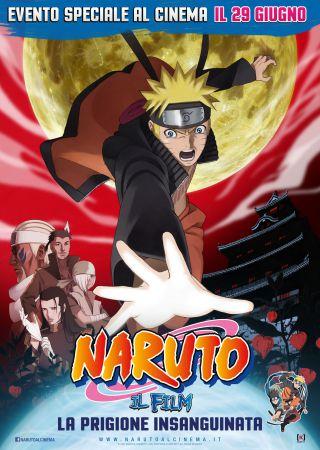 Naruto il film: La prigione insanguinata