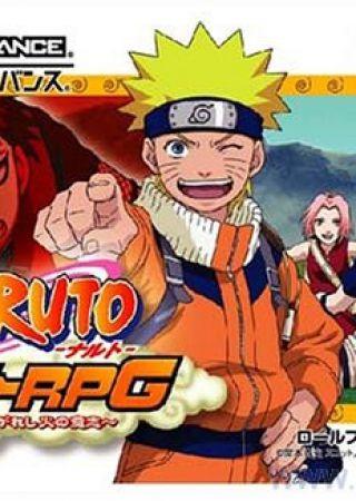 Naruto RPG: Uketsugareshi Hi no Ishi