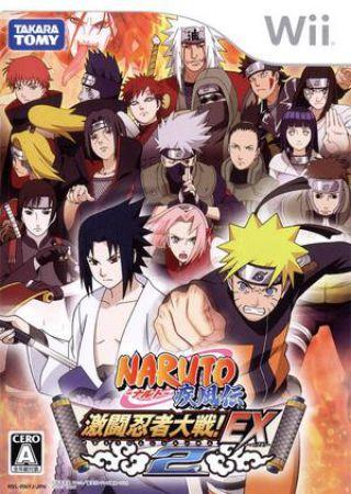 Naruto Shippuuden: Gekitou Ninja Taisen EX 2