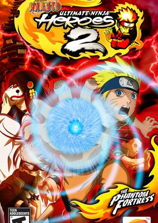 Naruto: Ultimate Ninja Heroes 2: Phantom Fortress
