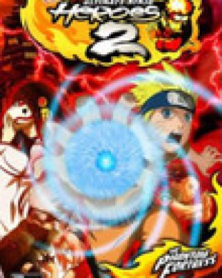 Naruto Ultimate Ninja Heroes 2: The Phantom Fortress