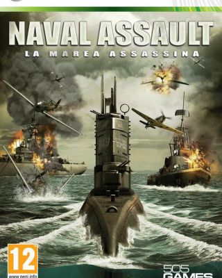 Naval Assault: La Marea Assassina