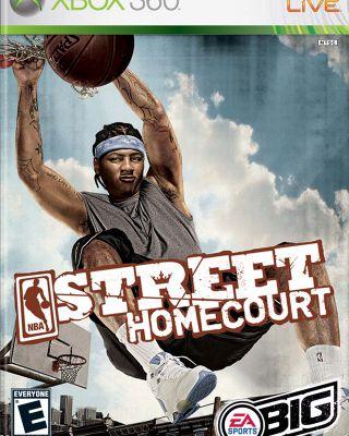 Nba street:homecourt