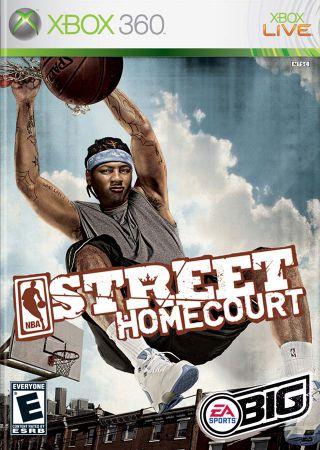 Nba street:homecourt