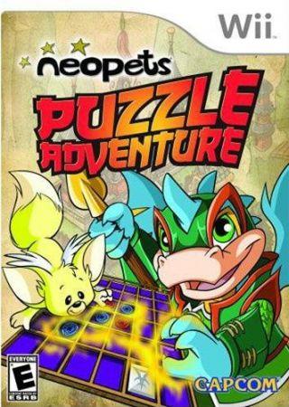 Neopets Puzzle Adventure