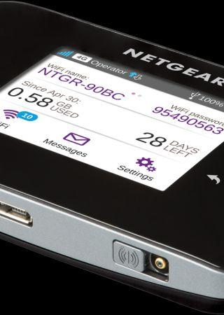NETGEAR AirCard 810 Mobile Hotspot (AC810)