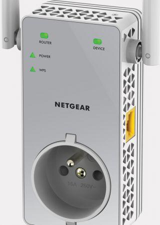 Netgear  Range Extender WiFi AC750