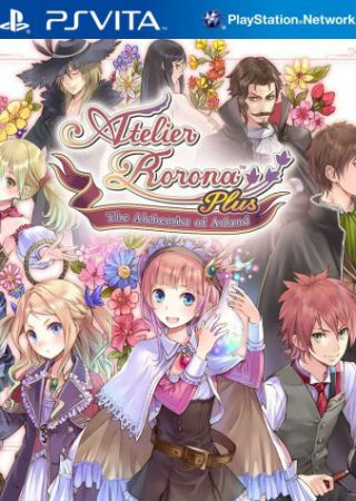 New Atelier Rorona The Origin Story: The Alchemist of Arland