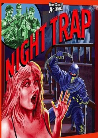 Night Trap: 25th Anniversary Edition