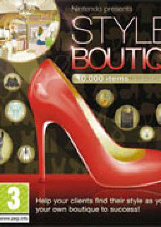Nintendo presenta: Style Boutique
